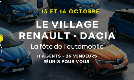 Village Renault – Dacia